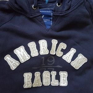 AE American Eagle Navy sweatshirt